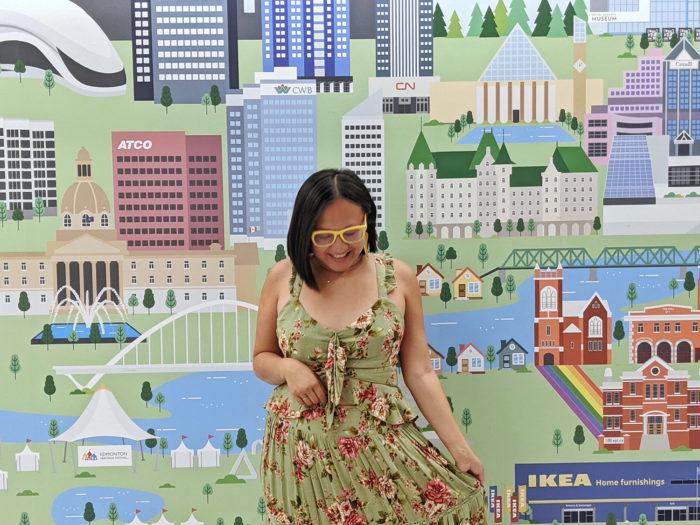 Instagrammable IKEA Walk