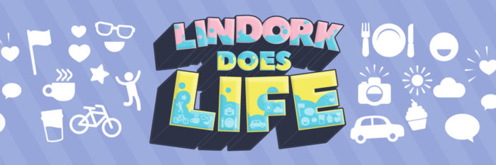 Lindork Does Life Banner