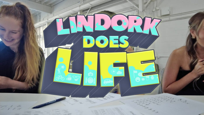 Lindork Does Life - Episode 2 - How to do Calligraphy 6