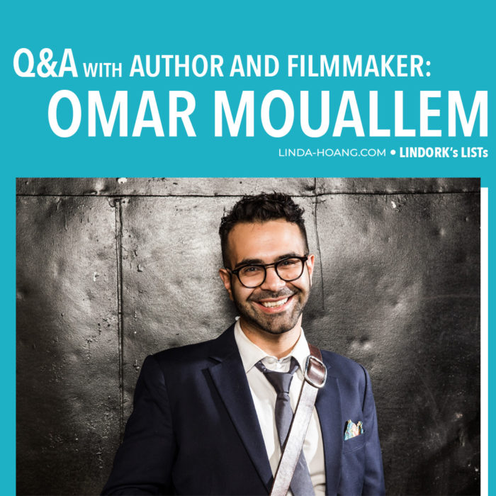 Q&A with Omar Mouallem - Lindorks Lists
