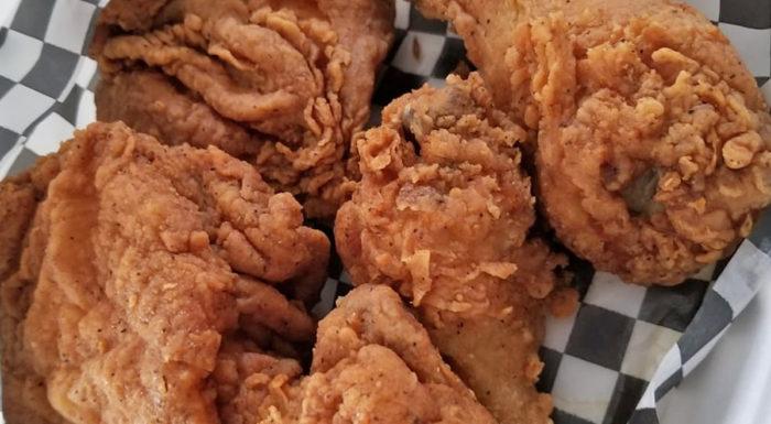 Ralphs Handi Mart Fried Chicken - Alberta Chicken Producers - Edmonton Food