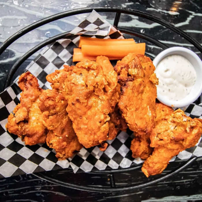 River City Revival House - Chicken Wings - Alberta Chicken Producers - Edmonton Food