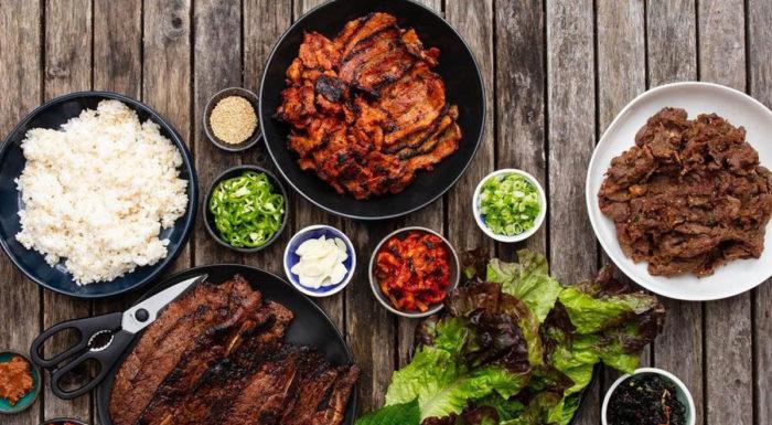 Roys Korean Kitchen - Chicken Korean BBQ Kit - Alberta Chicken Producers - Calgary Food