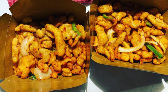 The Lingnan - Dry Spicy Chicken - Alberta Chicken Producers - Edmonton Food