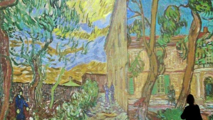 Imagine Van Gogh - Explore Edmonton - Experience Vincent Van Gogh - Art - Travel - Exhibit - Immersive Experience 7