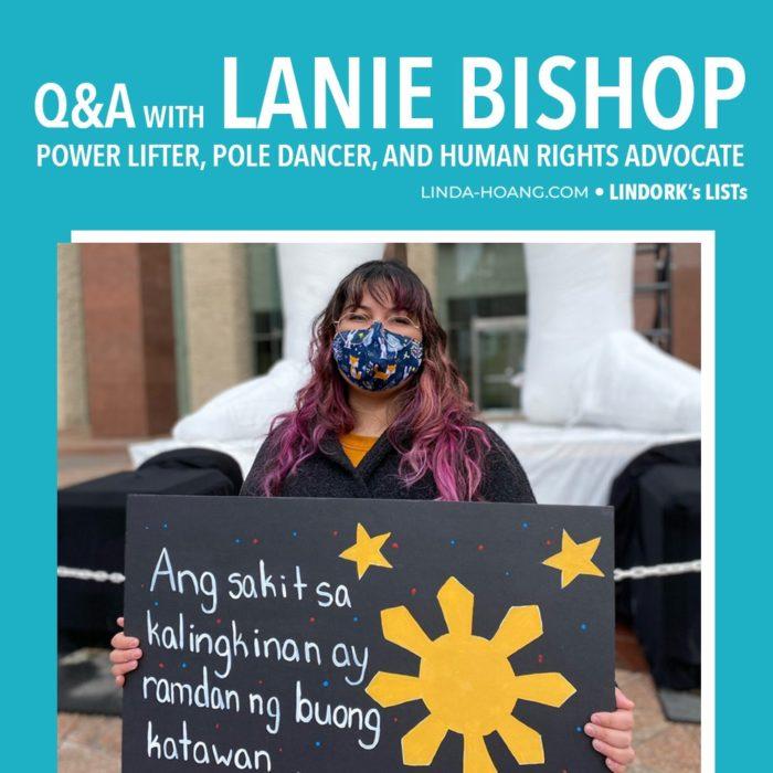 Lanie Bishop - Lindorks Lists Q&A - Edmonton