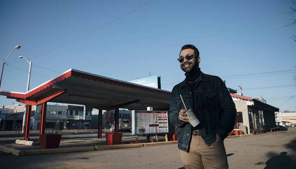 Omar Mouallem Edmonton Author Filmmaker