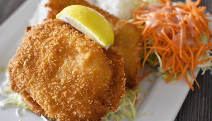 Hawaii Maui Breaded Seafood Fish Travel Food