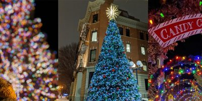 Free Festive Outdoor Christmas Holiday Light Experiences - Explore Edmonton - Travel Alberta