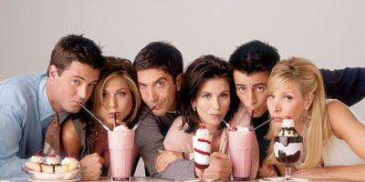 Friends TV Milkshake and Sundaes